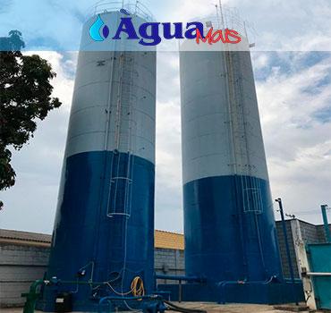 Reservatório de Água Potável em Sorocaba