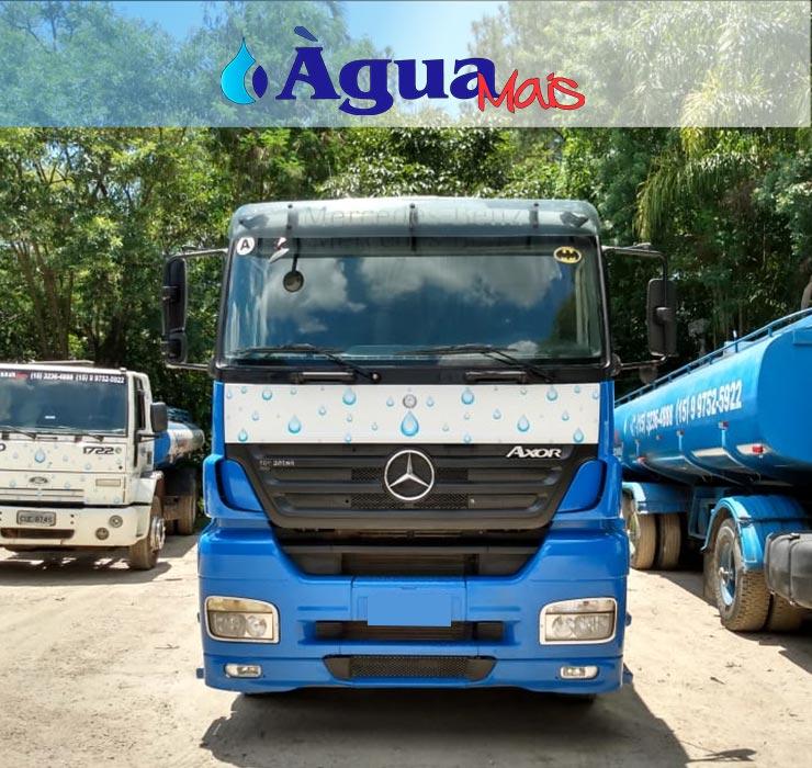 Caminhão Pipa em Sorocaba Para Abastecimento