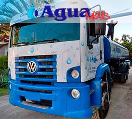 Locação ou Aluguel de Caminhão Pipa Água Mais