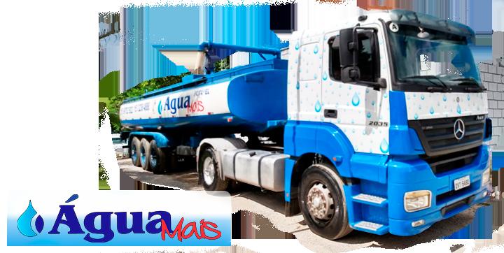 Caminhão Pipa em Sorocaba - Água Mais Transportes